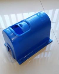 Box meter air biru