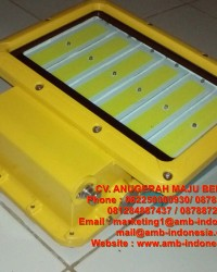 Lampu Sorot Led Explosion Proof Warom BAT86 Series Ex-Proof LED Floodlights Jakarta Indonesia