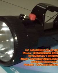 Lampu Senter Led Explosion Proof QINSUN ELM620 LED Hand Lamp