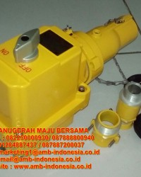 Plug And Sockets Receptacle Explosion Proof Warom BCZ54 Plug And Sockets Jakarta