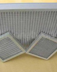 PERMANENT METAL WASHABLE FILTER