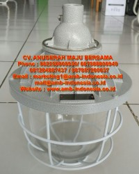 Lampu Gantung Explosion Proof HELON BAD5