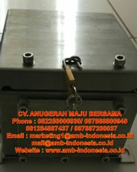 Panel Box Explosion Proof Stainless Steel HELON HLBH02-S Terminal Box