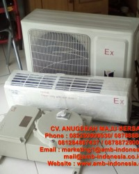 Air Conditioner Explosion Proof AC Split HRLM BKFR Split Wall Air Conditioner