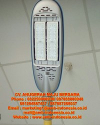 Lampu Jalan Led 40W-120W Qinsun GLD350 LED Street Lighting