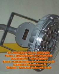 Lampu Sorot Led 20W - 80W Weather Proof Qinsun GLD210 LED Spot Lighting Jakarta Indonesia