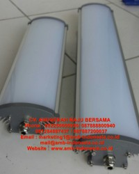 Lampu Led 9W, 18W, 36W Weather Proof Qinsun GLD230 LED Linear Lighting Jakarta Indonesia