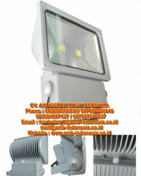 Lampu Sorot Led 30W - 400W Weather Proof Qinsun GLD8250 Series LED Flood Lighting Jakarta Indonesia