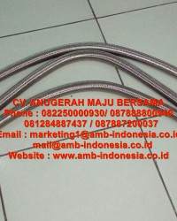 Flexible Conduit Stainless Steel Explosion Proof HRLM NGd Flexible Conduit Jakarta Indonesia