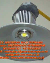 Lampu Gantung Led 60W - 200W Weather Proof Qinsun GLD8260 LED Highbay Lighting Jakarta Indonesia