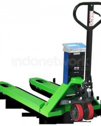 TPWLKW LOGISTIC SERIES PALLET TRUCK SCALE