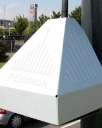 AMBIENT AIR QUALITY MONITORING SYSTEM (TYPE  AQMGP 11-02) / ALAT UKUR KUALITAS UDARA AMBIENT SECARA