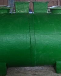 STP Organik Ipal Pengolah Limbah Pasar