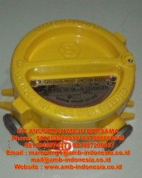 Junction Box Explosion Proof T-Dooz Warom BHD51 HRLM AH