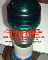 Pilot Lamp Explosion Proof Component For BZC Control Stations Warom HD Series Indicator Jakarta Indo
