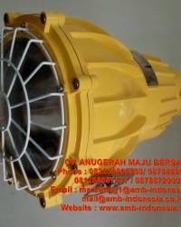 Lampu Sorot Explosion Proof - Lampu Tembak Explosion Proof - Floodlight Explosion Proof Warom BAT51