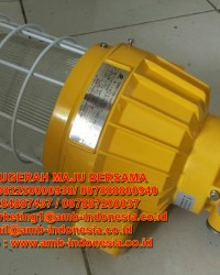 Lampu Gantung Explosion Proof 100W 200W 250W 400W Warom - HRLM BCD Series Pendant Lamp Jakarta Indon