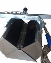 EKMAN DRADGE (TYPE RUNGGA-2) / ALAT UNTUK MENGAMBIL SAMPEL LUMPUR DI DALAM AIR
