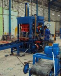 MESIN PAVING BIG MULTY BLOCK