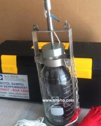 Botol Sampel Air Berpemberat untuk Lingkungan