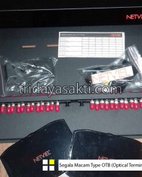 Jual Segala Macam type OTB (Optical Termination Box) NETVIEL