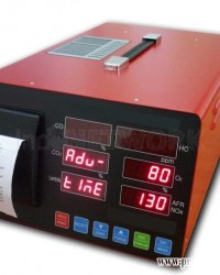 AUTOMOTIVE GAS ANALYZER KEG-500 || ALAT UJI EMISI KENDARAAN BERMOTOR || GAS AN