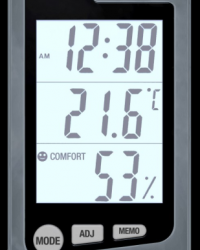 INDOOR THERMO-HYGROMETER BZ05