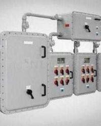 Jual Box Panel / Panel Motor Starter Explosion Proof