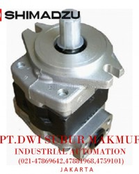 SHIMADZU INDONESIA GEAR PUMP
