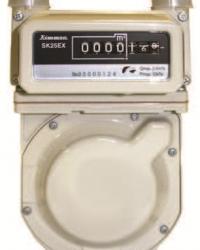 DRY GAS METER - SK25EX