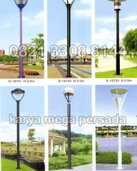 TIANG LAMPU TAMAN MODERN MINIMALIS G-16701 – G-16706