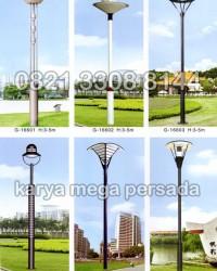 TIANG LAMPU TAMAN MODERN MINIMALIS G-16601 – G-16606