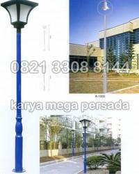 TIANG LAMPU TAMAN MODERN MINIMALIS A-1201 – A-1202