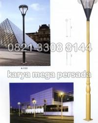 TIANG LAMPU TAMAN MODERN MINIMALIS A-1101 – A-1102