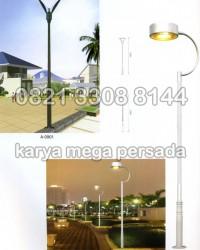 TIANG LAMPU TAMAN MODERN MINIMALIS A-0901 – A-0902