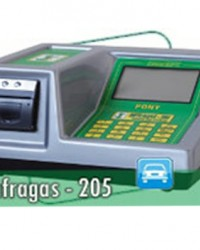 Portable Exhaust Gas Analyzer Infragas 205-5 || Uji Emisi kendaraan berbahan bakar bensin