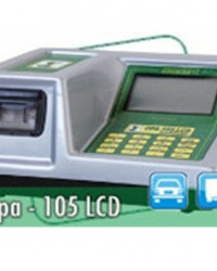 Gas Analyser 105 LCD || Uji Emisi kendaraan berbahan bakar Solar 105 LCD