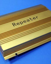 REPEATER RF-980 ( GSM ) 900MHZ.COVERAGE AREA UP TO 1000M2