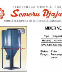 mixer vertikal