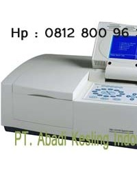 Double Beam UV-VIS SPECTROPHOTOMETER T80+
