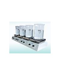 MULTI-POSITION HOTPLATE AHC-105 (4P),  AHC-102 (2P), AHC-104 (2P)