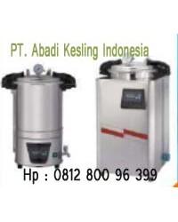 PORTABLE PRESSURE STERILIZER  P18A, P18B, C18N2, C23N1
