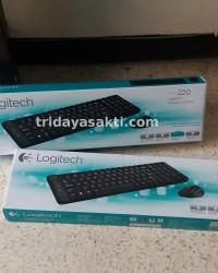 Keyboard Logitech MK220