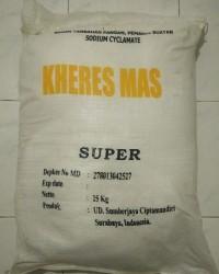 Kheres Mas- Sodium Siklamat- Natrium Siklamat- Sari Manis- Pemanis Makanan