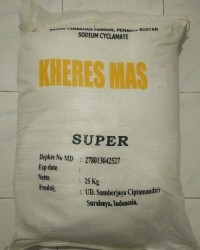 Kheres Mas- Sodium Siklamat- Sari Manis- Pemanis Makanan