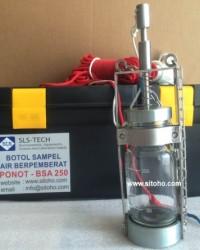 BOTOL SAMPEL AIR BERPEMBERAT PONOT BSA-250 SS