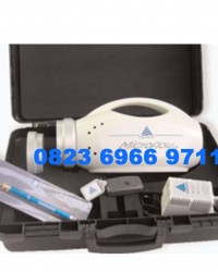 Portable Microbial Air Sampler and Media Agar / Jual Alat Sampling Bakteri Udara