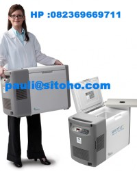 PORTABLE ULTRA-LOW TEMPERATURE FREEZER / JUAL ULTRA-LOW TEMPERATURE FREEZER