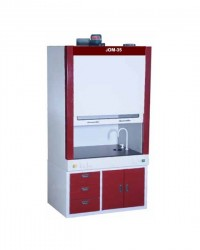 FUME HOOD WITH SCRUBBER JOM-35 / JUAL FUME HOOD WITH SCRUBBER JOM-35