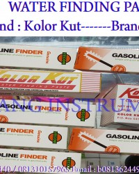Kolor kut water finding paste Jual Kolor Kut Modified Water Finding Paste